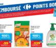 Produits 100% remboursé chez Carrefour le 21 janvier 2021