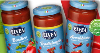 Sauce pour pâtes Elvea 100% remboursé